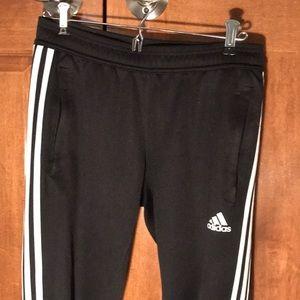 Black Adidas Tiro Joggers